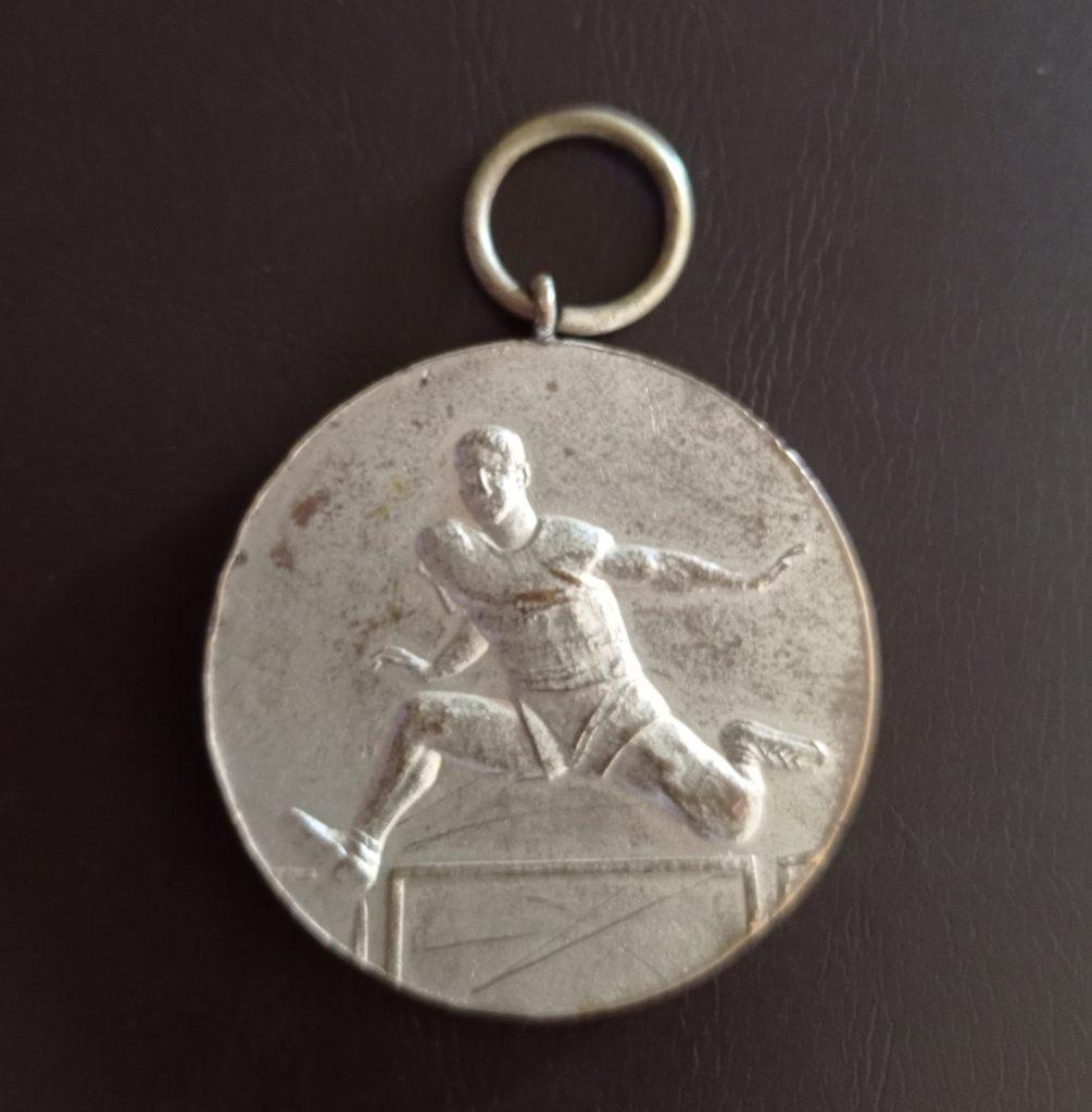 ميدالية الدورة الرياضية المدرسية العربية في سورية 1952