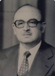 القاضي مصطفى مشهدي .. الموسوعة التاريخية لأعلام حلب