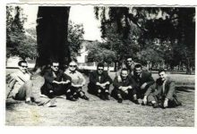 صورة مروان حبش: حول اللجنة العسكرية