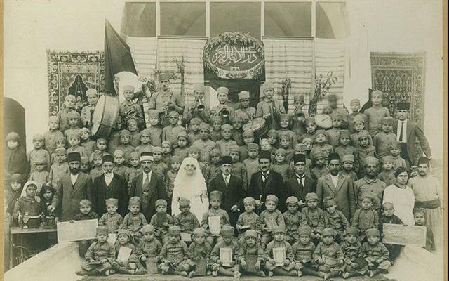 صورة في ذكرى مئوية دار الأيتام الإسلامية بحلب.. ذكريات نجيب باقي عن تأسيسها وتطورها