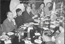صورة زيارة شكري القوتلي إلى الباكستان عام 1957 (21/2)