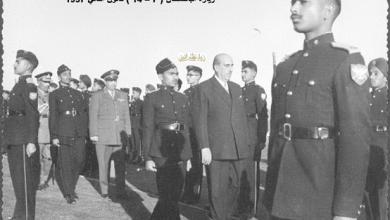 صورة زيارة شكري القوتلي إلى الباكستان عام 1957 (16/8)
