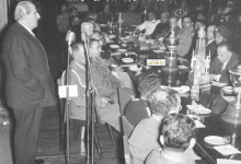 صورة زيارة شكري القوتلي إلى الباكستان عام 1957 (21/3)