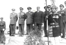 صورة زيارة شكري القوتلي إلى الباكستان عام 1957 (16/6)