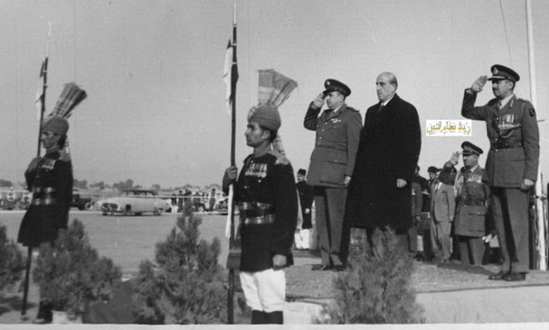 صورة زيارة شكري القوتلي إلى الباكستان عام 1957 (16/5)