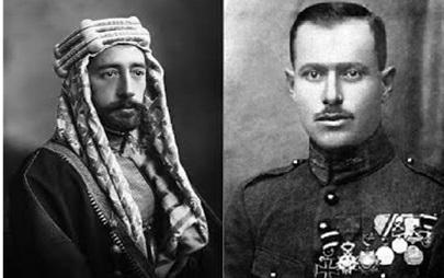 صورة خالد محمد جزماتي : مـعـركـة مـيسـلـون.. فيصل الأول وفوزي القاوقجي (5)