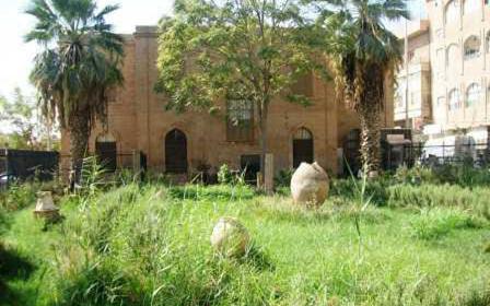 صورة أوليات الرقة .. مدرسة الملكة بلقيس للبنات