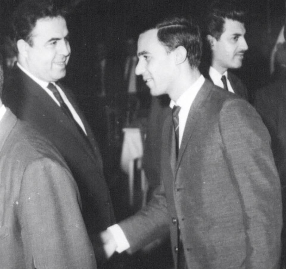 دمشق 1966- نور الدين الأتاسي ونصر شمالي