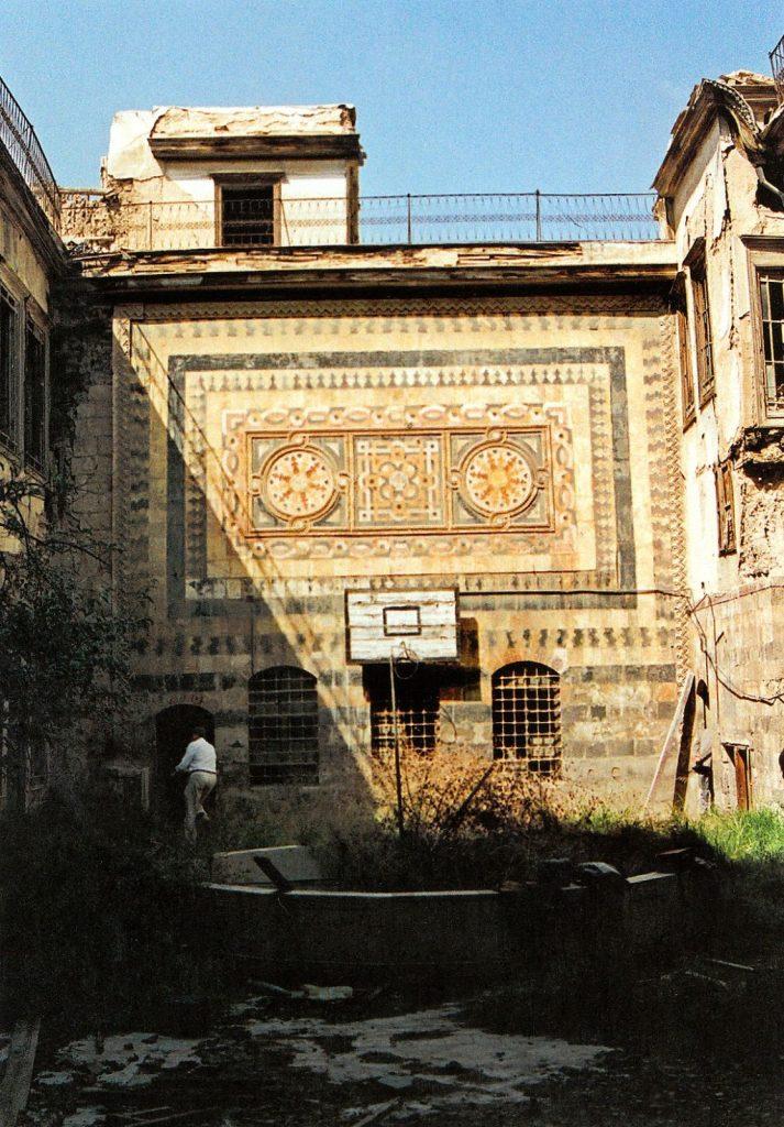 المعهد الدانمركي في دمشق وقصة بيت العقاد