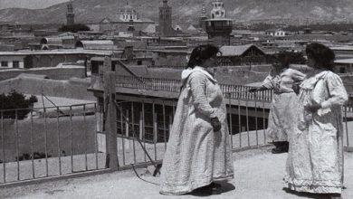 صورة بيت فارحي.. ثاني أكبر قصور دمشق اليهوديّة