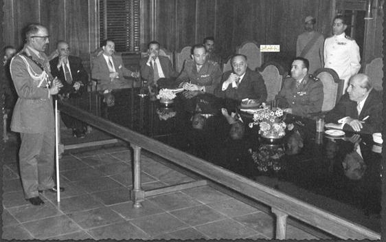 صورة زيارة شكري القوتلي إلى الباكستان عام 1957 (16/12)
