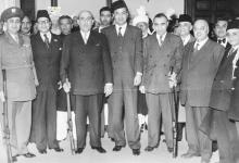 صورة زيارة شكري القوتلي إلى الباكستان عام 1957 (16/15)