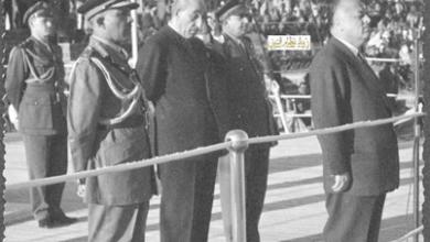 صورة زيارة شكري القوتلي إلى الباكستان عام 1957 (16/10)