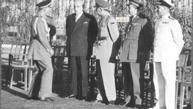 صورة زيارة شكري القوتلي إلى الباكستان عام 1957 (16/11)
