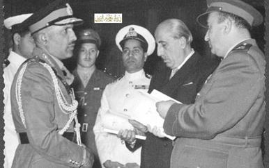 صورة زيارة شكري القوتلي إلى الباكستان عام 1957 (16/14)