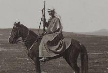 صورة قوات البغّالة في الجزيرة 1911 – 1913