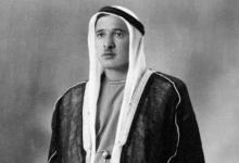 صورة محمد شعلان حمدان عضو مجلس الأمة 1960- 1961