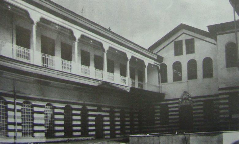 صورة مكتب عنبر.. دار التاجر اليهودي الذي تحول إلى مدرسة سلطانية