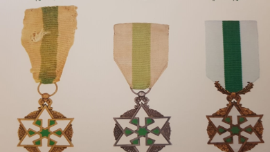 صورة وسام الاستحقاق السوري 1927 – 1934