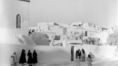 صورة يبرود في الخمسينيات ..