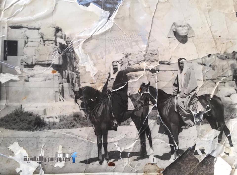 شواخ الأحمد البورسان في القاهرة