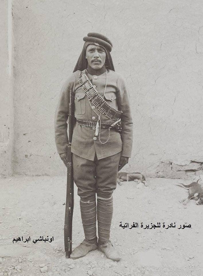 قوات البغّالة في الجزيرة 1911 - 1913