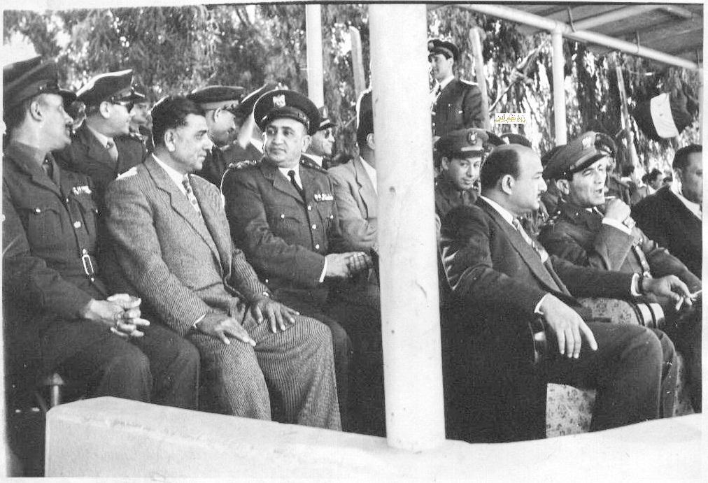 عدنان المالكي في الملعب البلدي قبيل إغتياله.. (2/2)