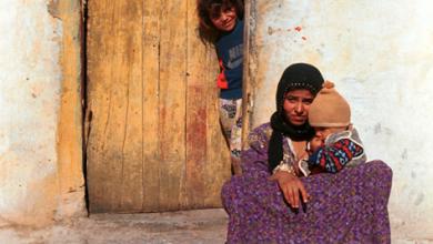 صورة من مدينة تدمر عام 1992