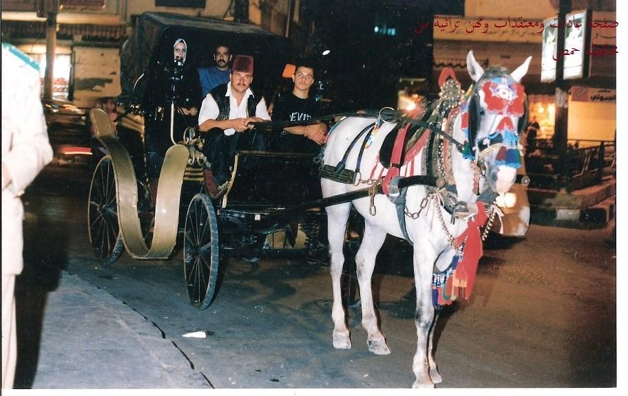 تقاليد العرس في حمص .. الخطبة والكسوة