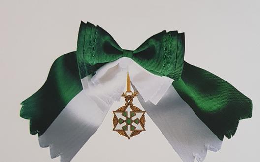 صورة وسام الاستحقاق السوري 1934 – 1953