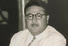 صورة عبدالقادر آغا برمدا في خمسينيات القرن العشرين