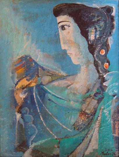 بورتريهللفنان أحمد مادون (36)