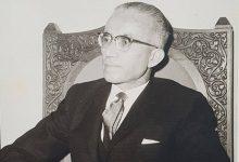 صورة الرئيس ناظم القدسي عام 1962