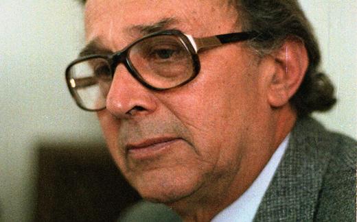 صورة الفنان تيسير السعدي عام 1981