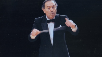 صورة الموسيقار صلحي الوادي .. الأب الروحي للموسيقى الكلاسيكية في سورية