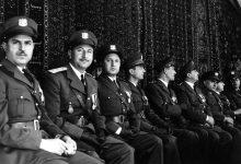 صورة ضباط من الجيش – احتفال عيد الجلاء 1954 (6)