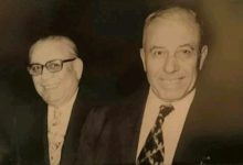 صورة جلال وسعيد السيد في سبعينيات القرن العشرين