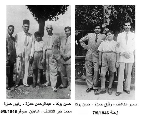 عيد الجلاء .. من مذكرات محمد حسن بوكا (20)
