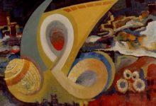 صورة الفطر 1964 .. لوحة للفنان حسان أبو عياش (3)