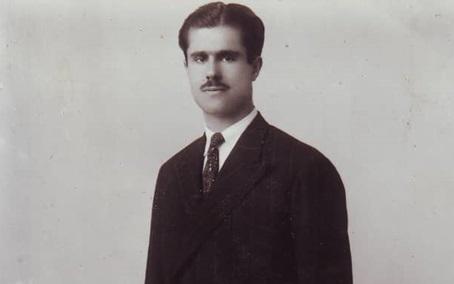 صورة يوسف الدبيسي – السويداء 1947