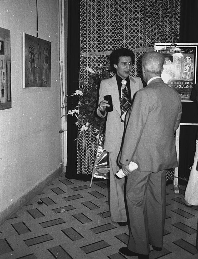 معرض الأطفال في قلب الرعب - دمشق 1980 (1)