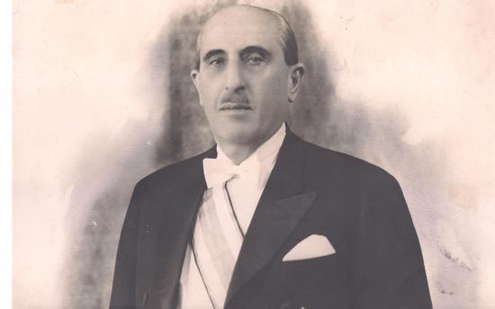 صورة شكري القوتلي .. بطل الجلاء السوري في عام 1946م