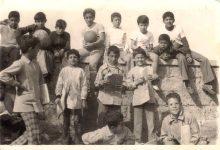 صورة طلاب المدرسة الإعدادية الخيرية التابعة لوكالة غوث للاجئين في اللاذقية عام 1967م