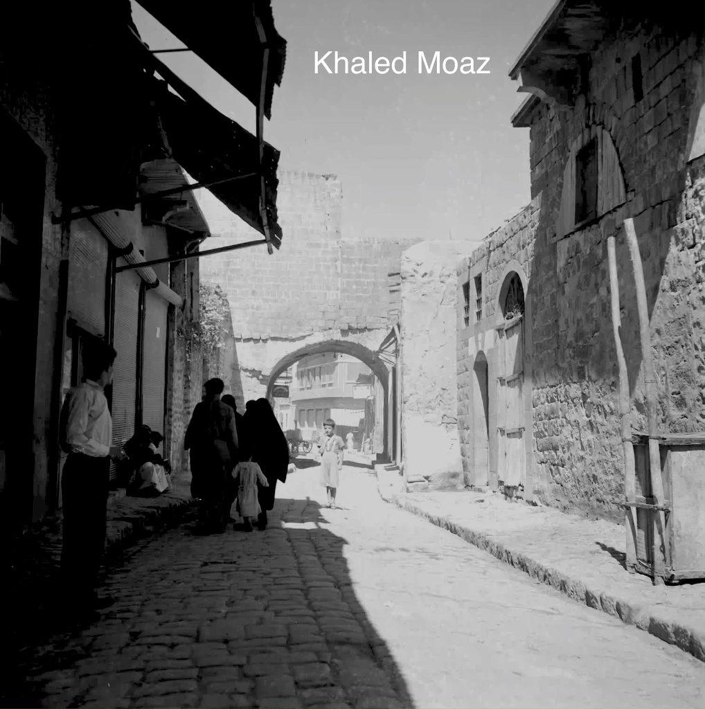 سيباط زين العابدين .. سوق الحشيش في حمص في خمسينيات القرن العشرين