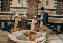 صورة الفنان خالد تاجا في مسلسل أيام شامية عام 1992