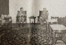 صورة مقابلة حافظ الأسد مع صحيفة النهار عام 1977