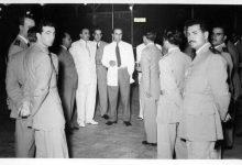 صورة في ذكرى دورة آمر فصيل نقل وضابط آليات عام 1954  (2)