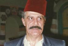 صورة الفنان خالد تاجا في مسلسل أيام شامية عام 1992 (2)