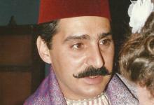 صورة عباس النوري في مسلسل أيام شامية عام 1992